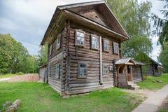 Domowa wiejska austeria (początek wiek XIX) Zdjęcie Stock