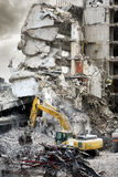domowa wyburzająca część mieszkania Zdjęcia Royalty Free