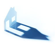 Domowa wyobraźnia Fotografia Stock