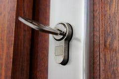 domowego klucza kędziorek Zdjęcie Stock