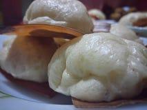 Domowej roboty Bakpao Ulubiony Indonezja jedzenie obrazy royalty free
