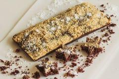 Domowej roboty biskwitowi ciastka Fotografia Royalty Free