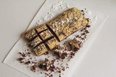 Domowej roboty biskwitowi ciastka Zdjęcia Stock
