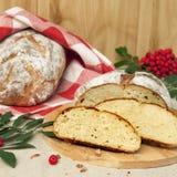 Domowej roboty chleb Zdjęcia Royalty Free