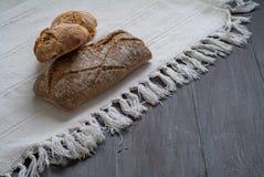 domowej roboty chleb Zdjęcia Stock