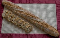domowej roboty chleb Obrazy Stock
