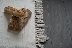 domowej roboty chleb Obrazy Royalty Free