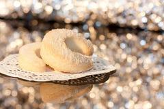 Domowej roboty ciastka Zdjęcia Royalty Free