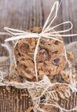 Domowej roboty ciastka Zdjęcie Royalty Free