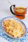 Domowej roboty ciastka z imbirem Obraz Royalty Free
