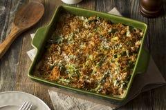 Domowej roboty fasolki szparagowej potrawka obrazy royalty free