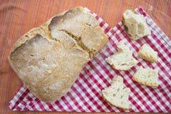 Domowej roboty Francuski chleb Zdjęcia Royalty Free