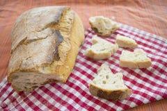 Domowej roboty Francuski chleb Fotografia Royalty Free