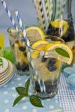 Domowej roboty Lemoniada Obrazy Royalty Free