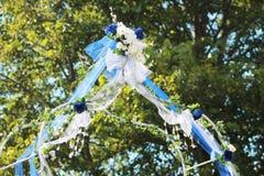 Domowej roboty ślub Obraz Royalty Free