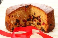 Domowej roboty nerkodrzew śliwki tort zdjęcie royalty free