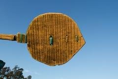 Domowej roboty paddle Fotografia Stock