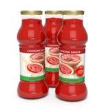 Domowej roboty pomidorowy kumberland Obrazy Royalty Free