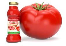 Domowej roboty pomidorowy kumberland Zdjęcie Royalty Free