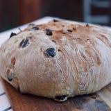 Domowej roboty smakowity chleb zdjęcie royalty free