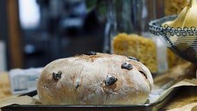 Domowej roboty smakowity chleb obraz royalty free