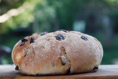 Domowej roboty smakowity chleb obrazy royalty free