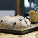 Domowej roboty smakowity chleb fotografia stock