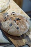 Domowej roboty smakowity chleb zdjęcia stock