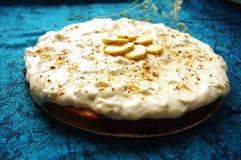 Domowej roboty tort Zdjęcie Royalty Free