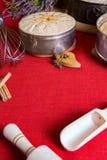 Domowej roboty torty, biskwitowy pieczenie Zdjęcie Royalty Free