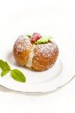 Domowej roboty Włoscy brzoskwini ciastka Zdjęcie Royalty Free