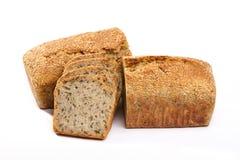 Domowej roboty wholemeal chleb Zdjęcia Stock