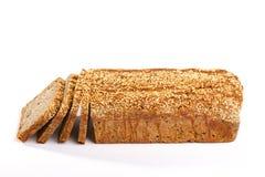 Domowej roboty wholemeal chleb Zdjęcie Stock
