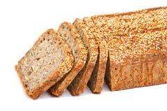Domowej roboty wholemeal chleb Zdjęcia Royalty Free