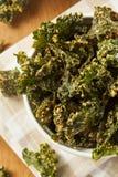Domowej roboty Zieleni Kale układy scaleni Obrazy Royalty Free