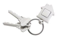 domowi klucze Zdjęcie Royalty Free