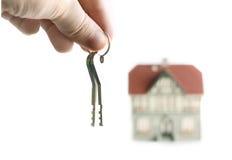 domowi klucze Zdjęcia Stock