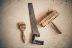 Domowi odświeżanie instrumenty Fotografia Stock