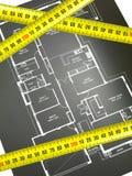 Domowi Plany Zdjęcie Royalty Free