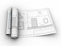 Domowi projekty ilustracja wektor