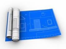 Domowi projekty royalty ilustracja