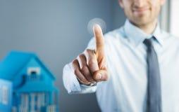 Domowi rozwiązania i technologia Fotografia Stock