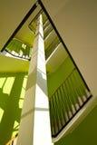 domowi wewnętrzni nowożytni schodki Obraz Stock