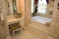 domowy łazienka luksus fotografia royalty free