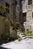 domowy śródziemnomorski stary rozłam zdjęcie stock