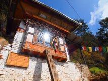 Domowy Bhutan Zdjęcia Stock