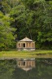 Domowy bild w stronie las Fotografia Royalty Free