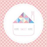 Domowy cukierki home5 Zdjęcia Stock