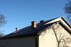 domowy dach Obrazy Royalty Free