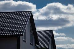 Domowy dach Obraz Royalty Free